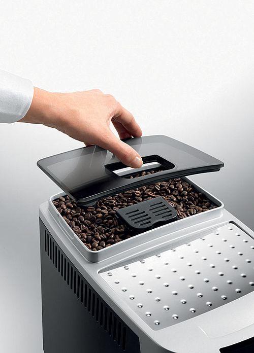 Как промыть кофемашину?