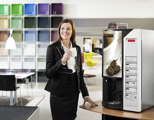 Выбираем кофемашину в офис