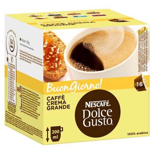 Капсулы для кофемашины Dolce Gusto