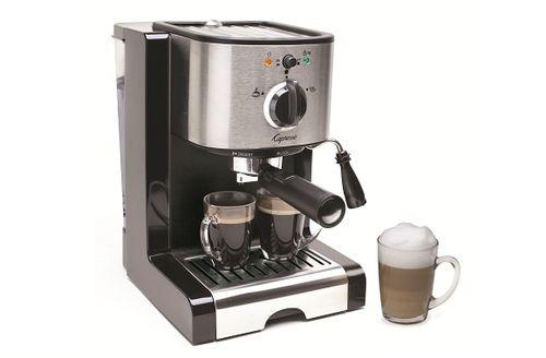 Какое давление в кофемашине?