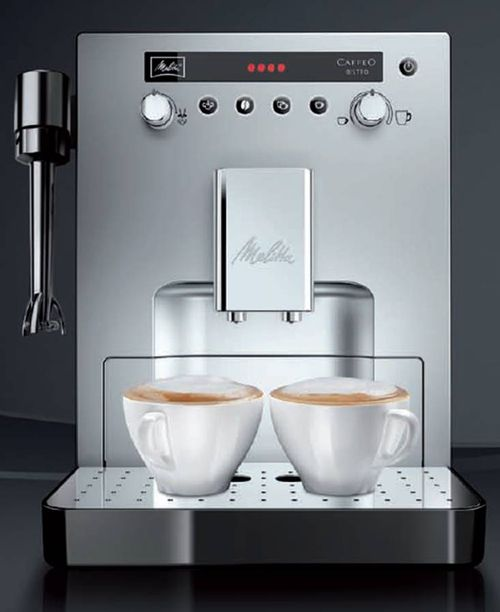 Кофемашина Мелита Соло инструкция