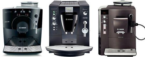 Выбираем кофемашину Бош
