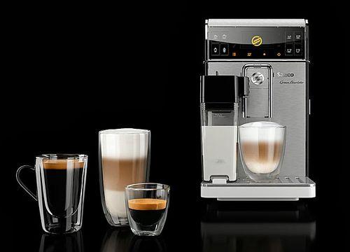 Кофемашина Saeco black