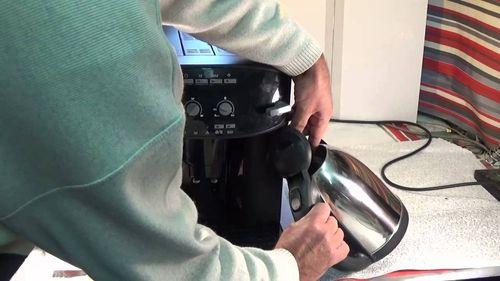 Промывка кофемашины
