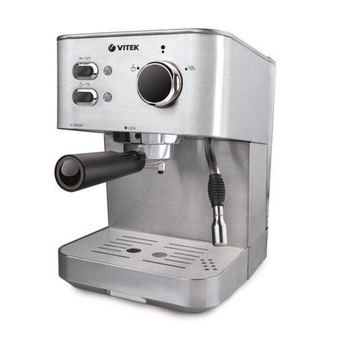 Кофемашина стального цвета