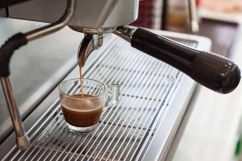 Порционная подача кофе