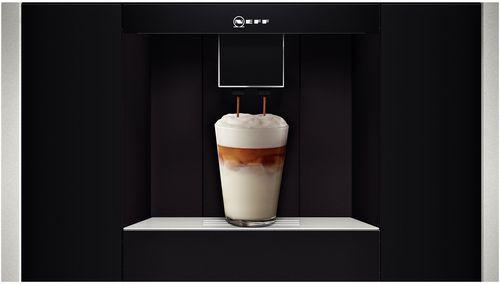 Приготовление кофе на устройстве Нефф