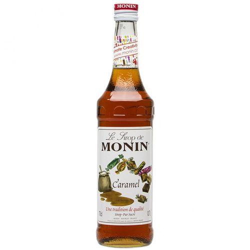 Карамельный сироп Монин