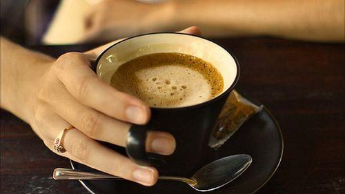 В сутки допустима одна чашка кофе
