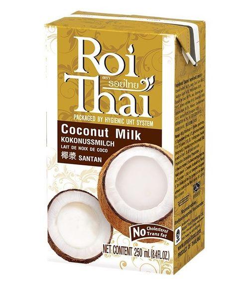 Кокосовое молоко в упаковке