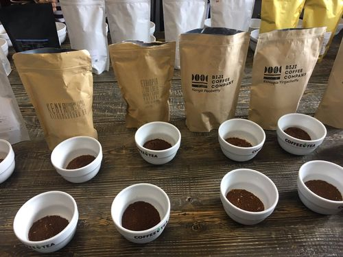 Кофе для дегустации