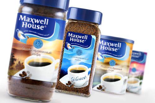 Напиток Maxwell House