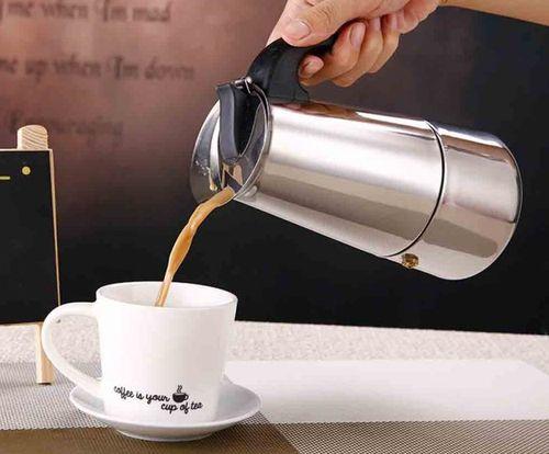 Приготовленный кофе